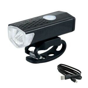 USB-Rechargeable-Bike-Front-Light-Bicycle-Headlight-Bycicle-Handlebar-Lamp-3Mode