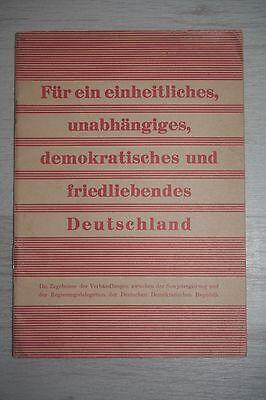 *#ddr- Verhandlungen Sowjets & Ddr 1953 SchöNer Auftritt