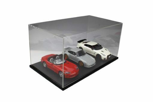 1 10 vitrina GT Spirit, Otto Mobile (3x 1 18, 1x 1 12) (Cult scale) 52 30 26 cm