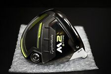 2017 TaylorMade Golf M2 D Type 9.5* Driver Head Only & Fits R15 & SLDR PERFECT!