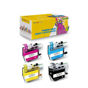 1Set-Compatible-LC3013-BK-C-M-Y-Ink-Cartridge-for-Brother-MFC-J491DW-MFC-J497DW