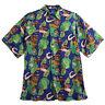 NEW Disney Reyn Spooner Moana Hawaiian Camp Shirt Casual Men's S M L XL 2XL 3XL