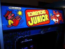 Arcade Machine,-Coin Operated,-Amusement,Nintendo,-,Donkey Kong Jr