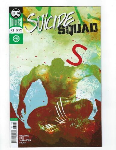 Suicide Squad # 37 Variant Cover NM DC