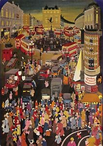 Postcard-Winter-London-by-Molly-Moss-from-a-London-Transport-Poster-of-1950-AC3