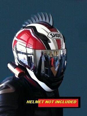 Aria Fox Oneal Rubber Mohawk Peel Stick Helmets Hjc Shoei