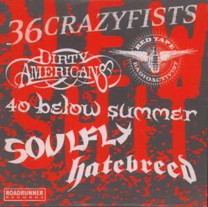 Various-Rock-CD-Album-New-Shit-Vol-8-Roadrunner-RR-PROMO-757-2004