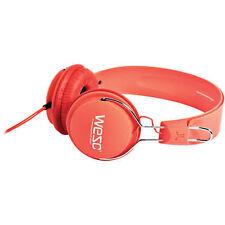 WESC TAMBOURINE In Ear Cuffie Hot Arancione