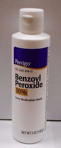 Benzoyl peroxide wash uk
