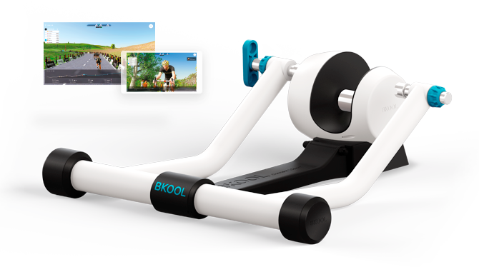Bkool Trainer Smart Go  Simulator