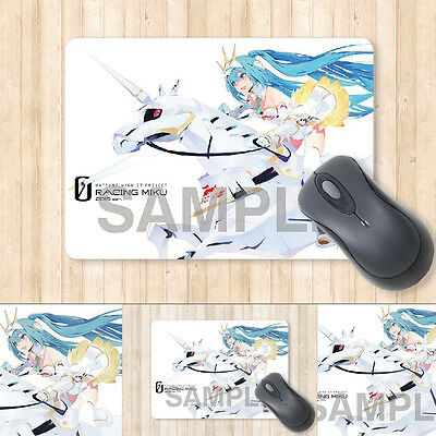 Miku Hatsune 2015 Racing version Anime Mouse Pad Part 2 Official Japan Limited