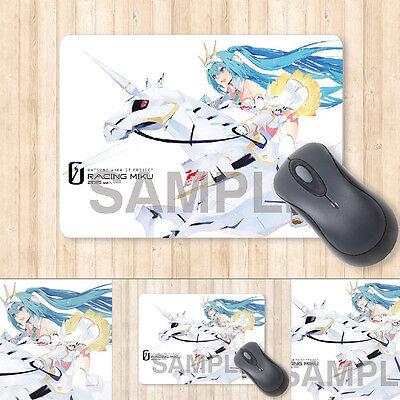 Miku Hatsune 2015 Racing version Anime Mouse Pad Part 2 Official Japan +