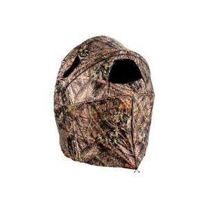 AMERISTEP AMEBL2003 DELUXE TENT CHAIR BLIND IN MOSSY OAK