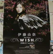 Yuna Ito Wish Taiwan Promo Poster