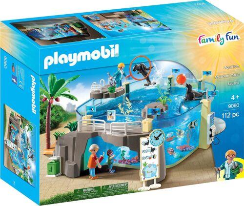 Playmobil Familie fun 9060. Aquarium marin Mehr als 4 Jahre