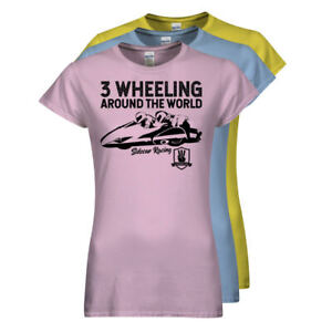 Womens-3-Wheeling-T-shirt-3-Wheeling-Around-the-World-Sidecar-Racing-Ladies