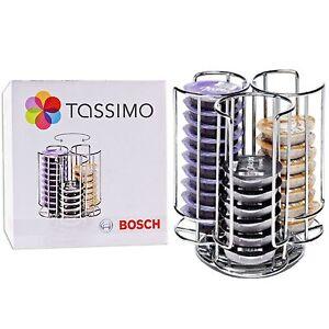 genuine bosch tassimo 30 t disc pod capsule coffee storage holder ebay. Black Bedroom Furniture Sets. Home Design Ideas