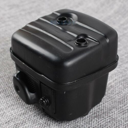 Muffler Exhaust with Bracket Bolt Screw Kit for Husqvarna 350 353 346XP 345 340