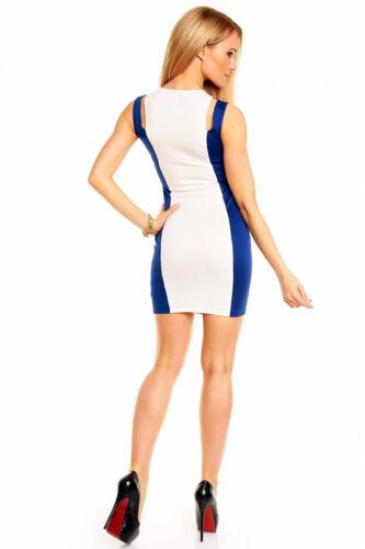 Mayaadi Kleid Sommerkleid Abendkleid Partykleid Minikleid Cocktailkleid HS-293