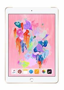 Apple iPad 6 2018 WiFi+Cellular 9.7 Zoll Tablet PC ohne Simlock Spacegrau