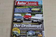 164997) Wartburg 353 vs Renault R 16 - Opel Rekord C - Auto Classic 04/2008
