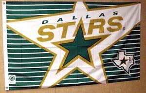 DALLAS-STARS-NHL-3-039-X-5-039-FLAGPOLE-FLAG-BANNER-CLOSEOUT-FREE-SHIPPING