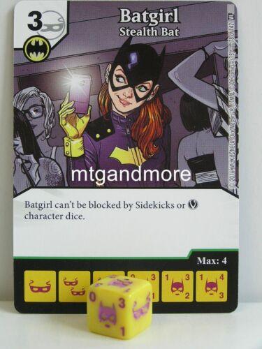 DC Dice Masters #078 Batgirl Stealth Bat World´s Finest