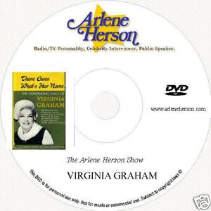 Virginia-Graham-TV-Interview-30-Minutes-DVD