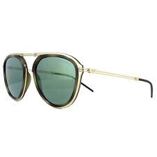 69ffbfcbc7 Emporio Armani Sunglasses 2056 30026R Pale Gold Matt Havana Green Mirror