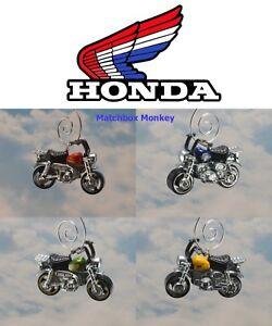Honda Z50 Moto Hors-Route Mini Singe Vélo Personnalisé Noël Ornement Z50R,
