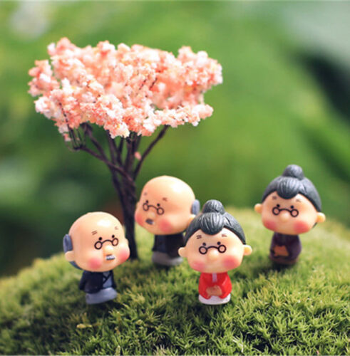 Best Garten Miniaturen Figuren Micro Landschaft Puppenhaus Zubehör Ornament Deko