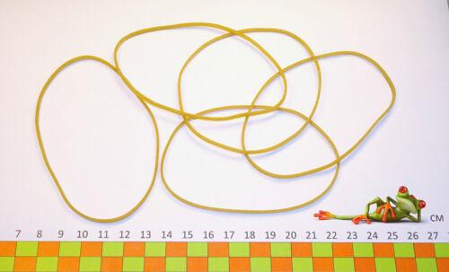 Elastiques caoutchouc 120(Ø75)mm x 1.7mm -- sac de 1 kg
