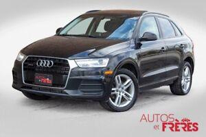 2016 Audi Q3 *Toit Pano*