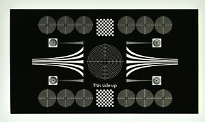 Testnegativ / Test film 120 (6x6, 6x9 cm)