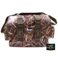Banded Arc Welded Floating Blind Bag Large Duck Goose Shadowgrass Blades Camo