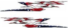 "NASCAR GO KART SPRINT CAR IMCA RACING VINYL GRAPHICS boat Stickers Wrap 2- 50"""