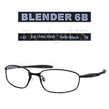 23978227a7 item 2 New Oakley BLENDER 6B OX3162-0355 Satin Black 55 17 133 Eyeglasses  No demo Lens -New Oakley BLENDER 6B OX3162-0355 Satin Black 55 17 133  Eyeglasses ...