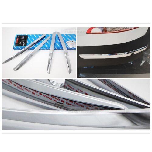 Chrome Bumper Guard Protector Garnish Molding Trim For KIA 2011-2016 Sportage R
