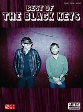Best Of The Black Keys Tighten Up Learn to Play Piano Vocal Guitar Music Book