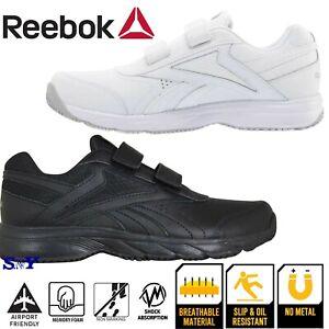 Work shoes Slip Resistant Memory Foam