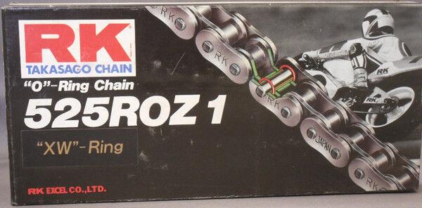 RK 525ROZ1 Motorcycle Motorbike O-Ring Chain