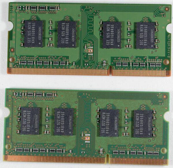 Leuk 4gb (2x 2gb) Ddr3 Laptop Memory For Toshiba Satellite P755-s5320 P755-s5285 P755