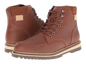 0d5c60eaa5010 Lacoste Montbard Boot 2 Leather Sneaker Shoe Tan Ankle Boot Men Sz 7 ...