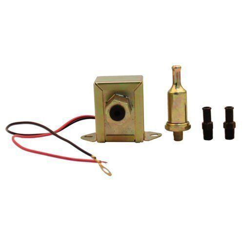 Universal Standard 5//16/'/' 90 L//h 4-7PSI 12V Electric Fuel Pump Self-priming US