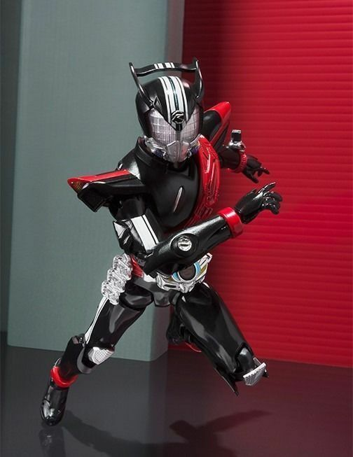 S.H.Figuarts Masked Kamen Rider Rider Rider ZERO DRIVE Action Figure NEW from Japan F S 1cc654