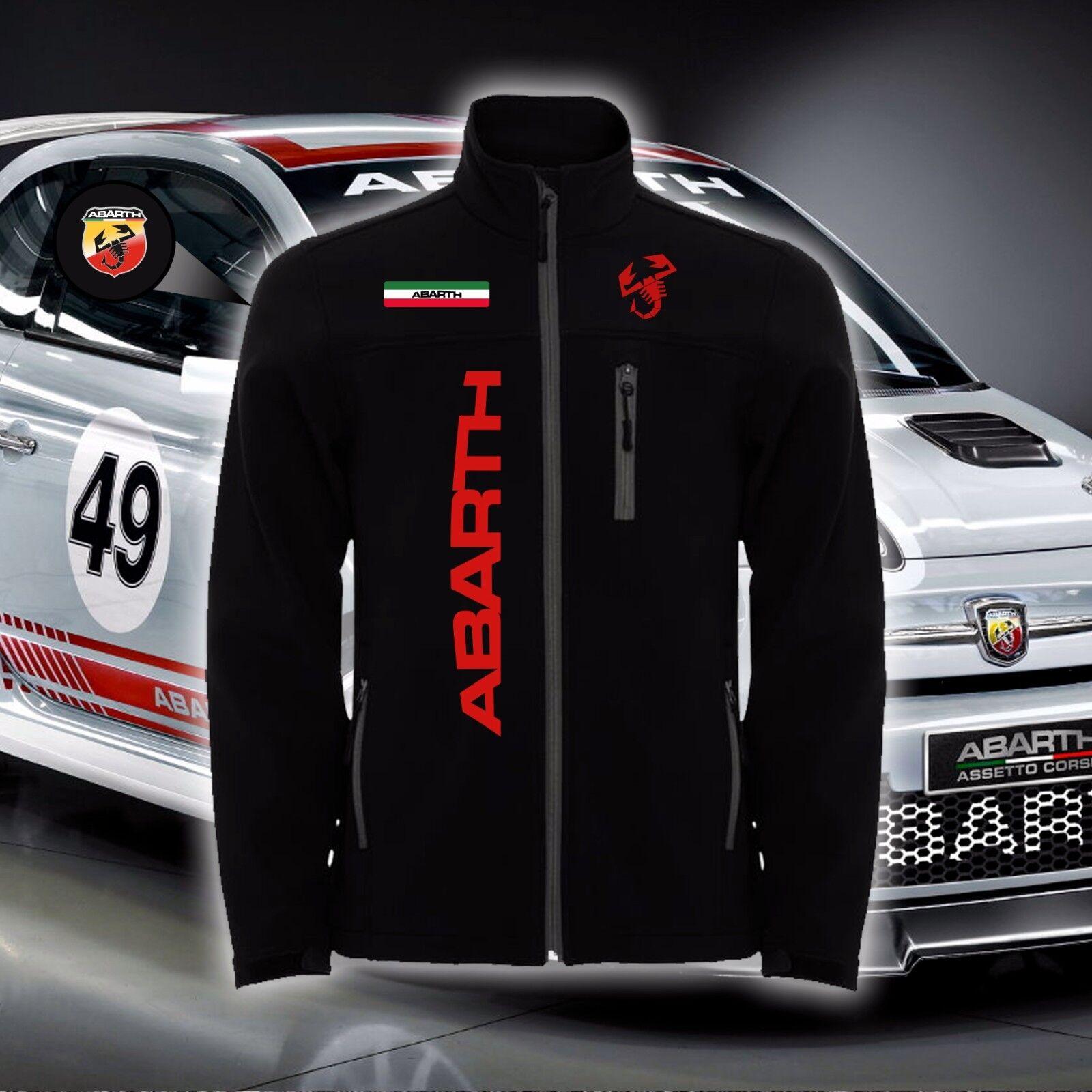 Chaqueta  ABARTH FIAT 595 695 RIVALE Jacket Eclair Unterstand Veste  gran descuento