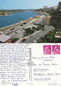 1987-QUAYSIDE-MAHON-MENORCA-SPAIN-COLOUR-POSTCARD