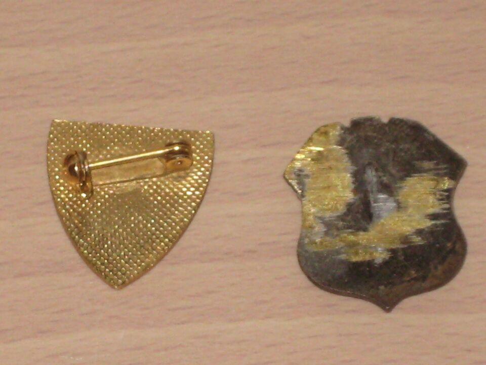 Andre samleobjekter, Pin og emblem