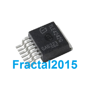 1PCS-TLE4242G-TLE4242-Adjustable-LED-Driver-TO263