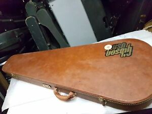 Gibson Flying V Case-made In Canada-afficher Le Titre D'origine